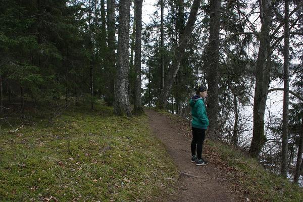 Pühajärven luontopolku