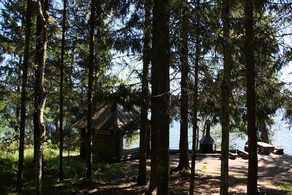 Pühajärven luontopolku, Anginina