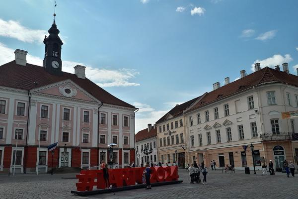 Tartu Raekoja plats