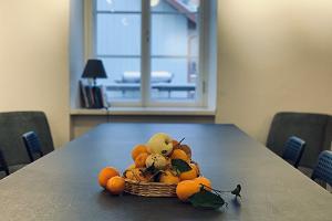 Залы для проведения банкетов и семинаров в Студии питания MyItaly