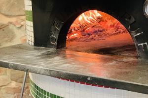 Pizzeria MyItaly, Pizzaofen aus Neapel