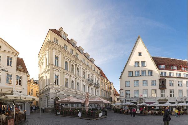 Ajalooline Tallinna vanalinna tuur