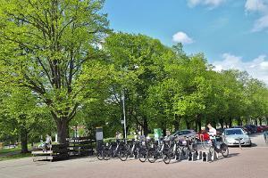 Aja kaupunkipyörällä!