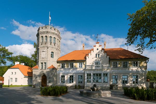Estonian History Museum, shops