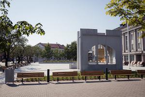 Das Denkmal für die Ausrufung der Unabhängigkeit der Republik Estland