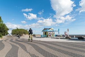 Strandpromenade Pärnu
