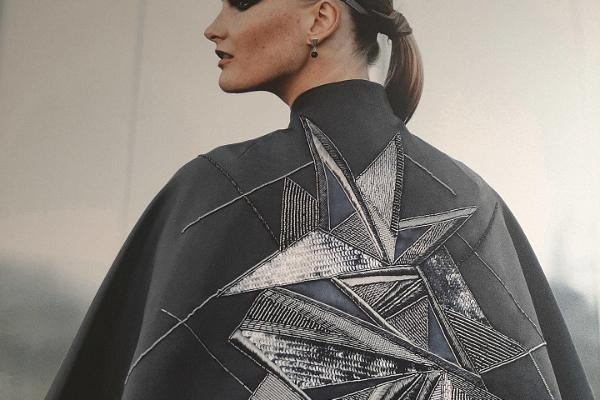 Janika Mägi Couture Embroidery