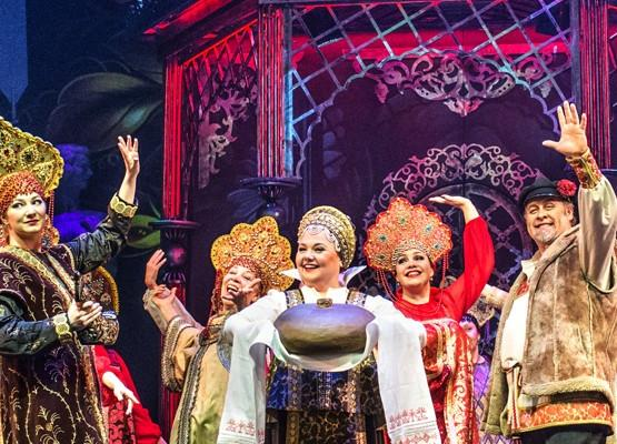 """""""The Tsar's Bride"""" Opera by Nikolai Rimsky-Korsakov"""