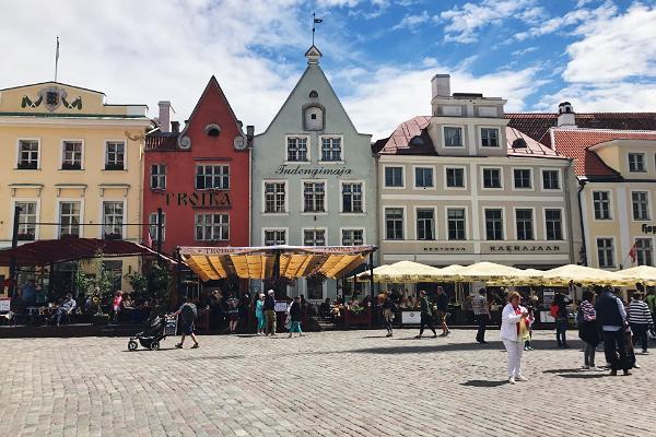 Giidiga tuur Tallinna keskaegses vanalinnas