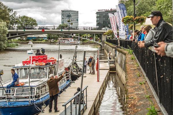 Boat trips on the Emajõgi River
