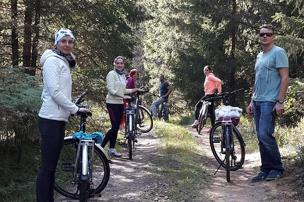 Jäägri Villa jalgrataste laenutus