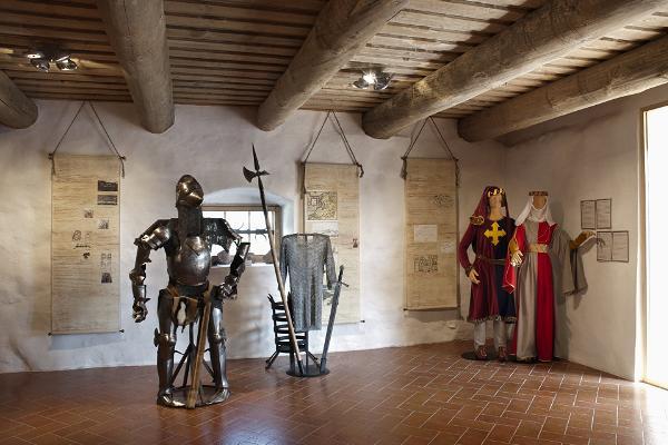 Vastseliinan piispanlinnan keskiajan elämyskeskus