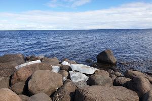 Felsenmeer von Nina oder Kalevipoegs Brücke