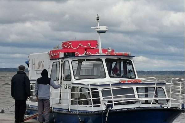 Laevasõidud Emajõe Suursoos
