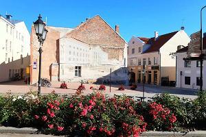 Opastettu kävelyretki Tarton vanhassakaupungissa - Von Bockin talo