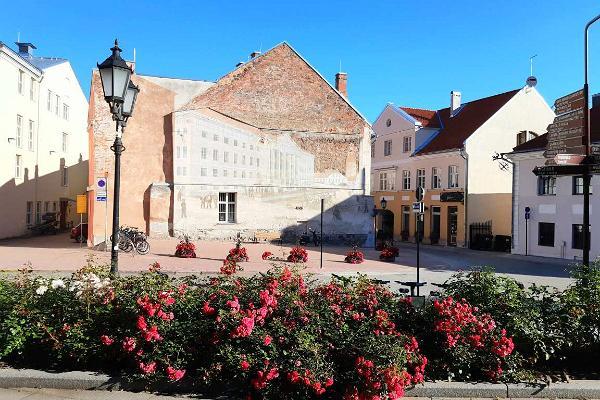 Giidiga jalutuskäik Tartu vanalinnas - Von Bocki maja