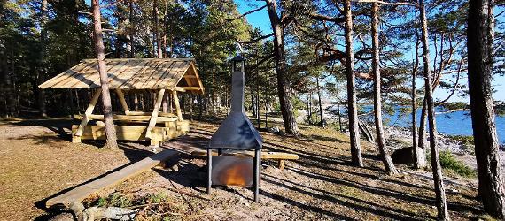 Ilusad paigad looduses, kus on korralik grillimiskoht + lõkketoidu ideed
