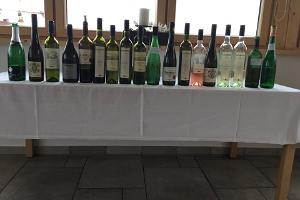 Wein-Schulungen in Alatskivi