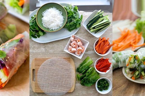 Vietnami toitude ühiskokkamise õpituba Tigutoidus
