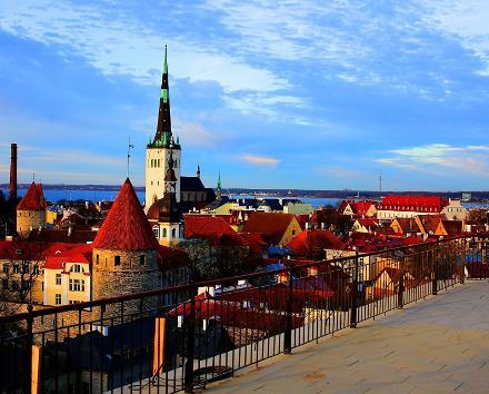 Jalgsiekskursioon Tallinna vanalinnas
