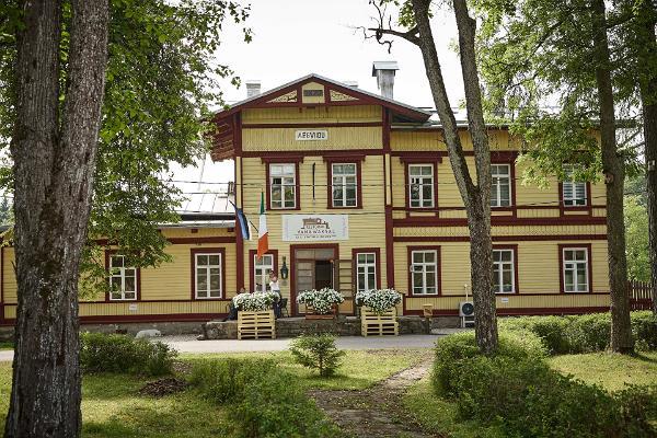 Aegviidu Vana Waksali Kupee-Guest Apartment
