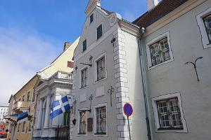 Guided tour 'Three plagues of God – wars, fires, and disease in the history of Pärnu'