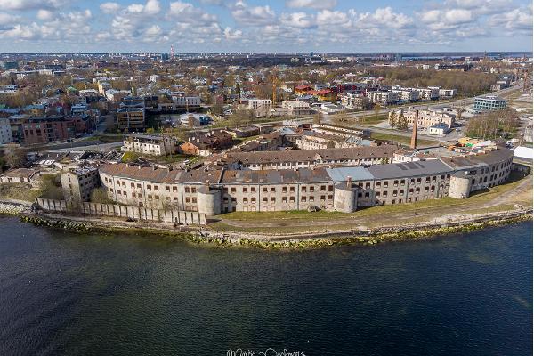 Patarei fängelse och sjöfästnings utställningsyta