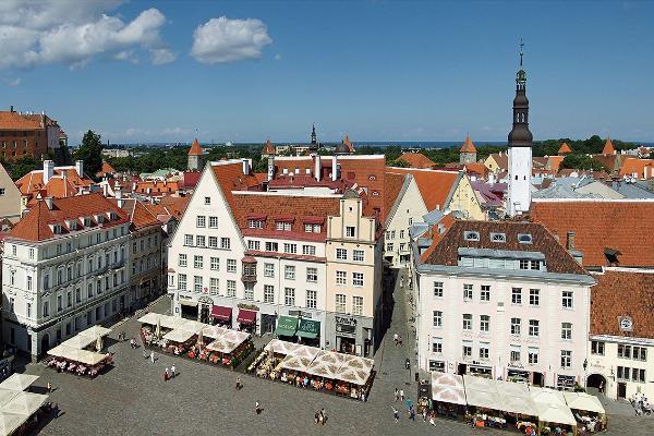"""Giidituur """"Tallinna vanalinna lood ja legendid"""""""