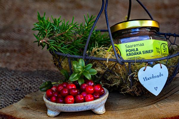 Mustjala Mustard, maitsta üle 20 erineva sinepi