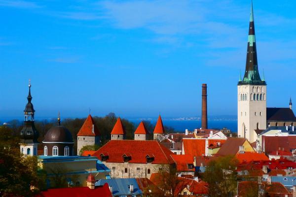 Tallinna tornid