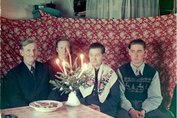 """Johanna Rannula Näitus """"Siberi valge"""""""