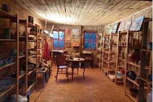 keraamika ja kunsti galerii-poeke