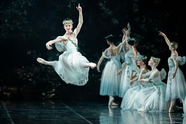 """Giselle"" Adolphe Adami ballett"