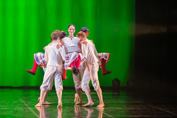 """""""Kratt"""" Eduard Tubina ballett"""