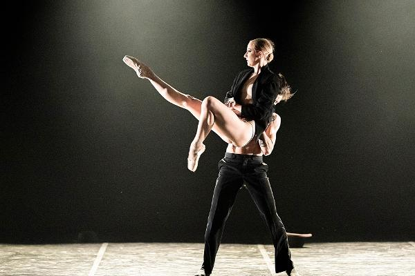 """""""Picasso and Tango"""" Short ballet by Jevgeni Gribi"""