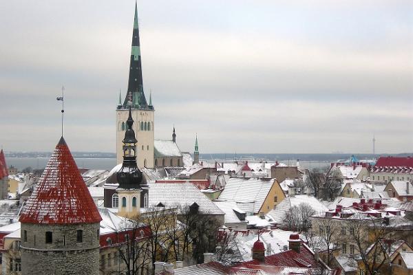 Talv Tallinnas