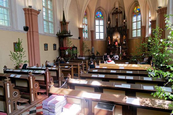 RKK Tartu Pühima Neitsi Maarja Pärispatuta Saamise kirik
