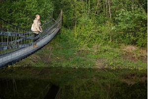 Loodustuur: Tallinnast Tartusse läbi Kõrvemaa metsade: Kirna matkarada