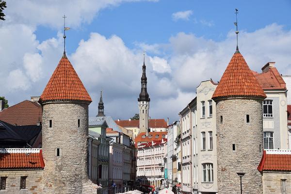 Joodud vanas Tallinnas