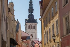 Saksakeelne jalutuskäik Tallinna vanalinnas