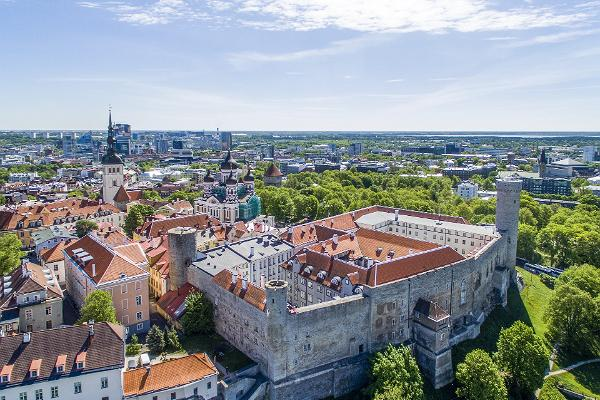 Tallinna panoraam