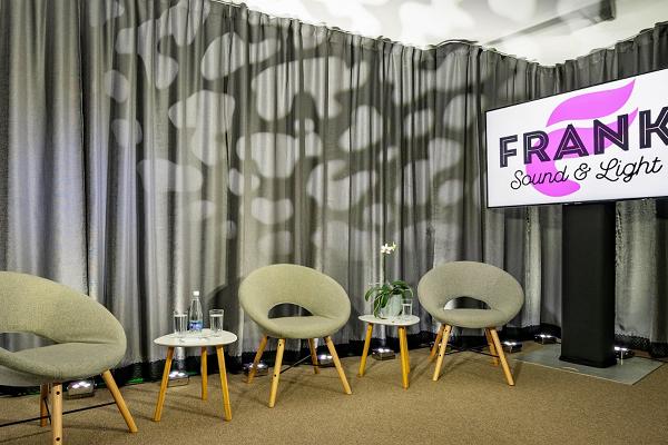Frank online stuudio Ülemiste Citys