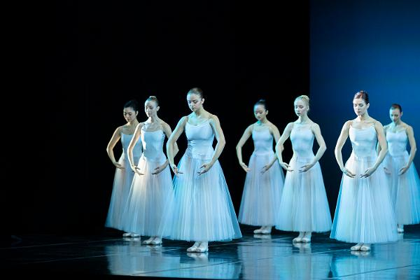 """""""Tchaikovsky's Masterpieces"""" Short ballets by George Balanchine and Mai Murdmaa"""
