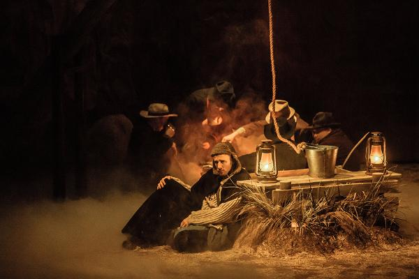 """""""The Girl of the Golden West"""" Opera by Giacomo Puccini"""