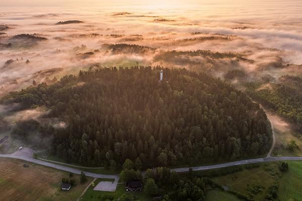 Lõuna-Eesti puhkusepakett majutusega Värska spaas
