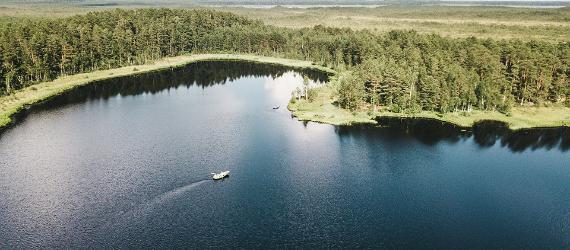 En guide till några av Estlands populäraste sjöar
