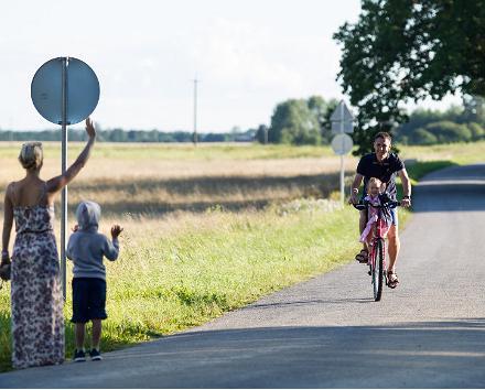 Jalgrattaga Virumaa Südames - naudi pankranniku ilu!