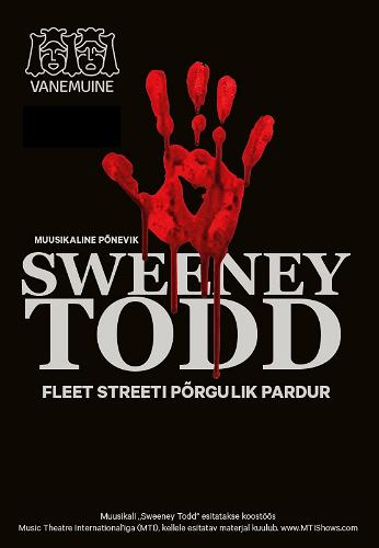 "Musikaali ""Sweeney Todd"""