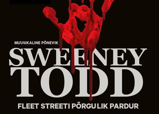 "Musical ""Sweeney Todd"""