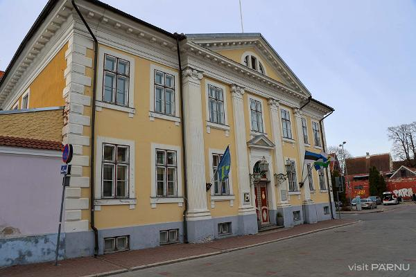 Пярнуская ратуша